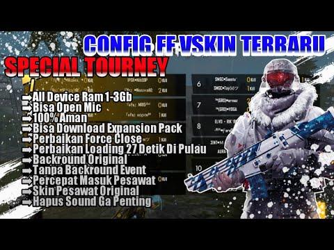 atasi-lag-di-free-fire-||-config-v-skin-special-tourney-terbaru-!!!
