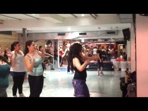 Go zumba with Ruth Mor (mega mix 32)