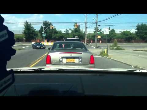 Driving in Staten Island