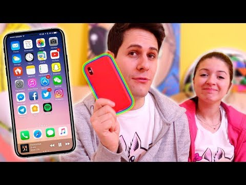 WHAT'S IN MY IPHONE X?