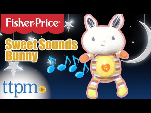 Tiny Garden Sweet Sounds Bunny From Fisher-Price