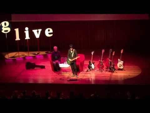 Johnny Marr - provenance of The Headmaster Ritual