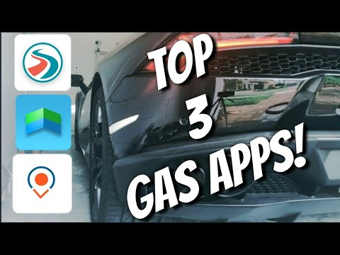 Top 3 Gas Apps: Gasbuddy, Get Upside & Trunow (CashBack/GasBack)