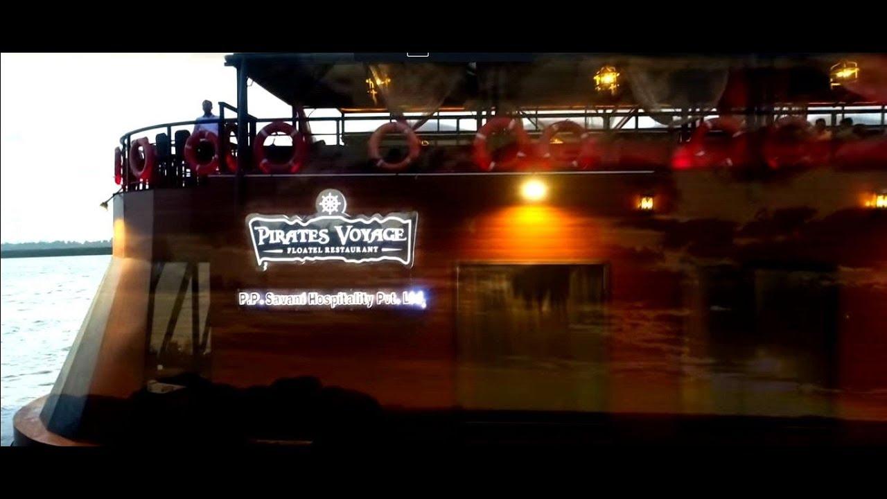 Floating Restaurant In Surat The Ship Restaurant In Surat Pirates Voyage