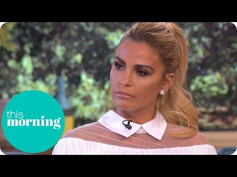 Katie Price Reveals Why She'll Never Forgive Kieran For His Affair | This Morning