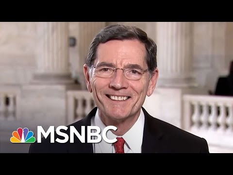Senator John Barrasso: Going To Put Our Own Health Care Bill Together | MTP Daily | MSNBC