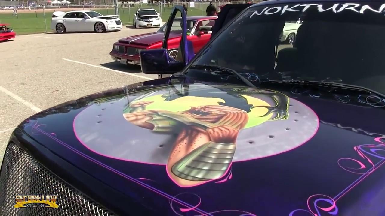 Streetlow Magazine Car Show in Salinas 2016 #1