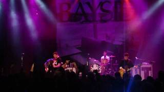 "Bayside ""Alcohol and Altar Boys"" Live, October 2011"