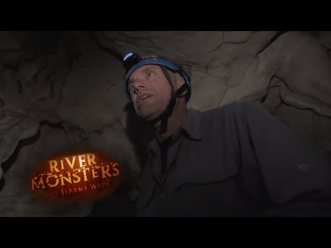 Travelling Underground In Search Of A Legendary Giant Eel - River Monsters