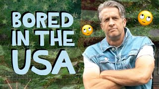 Bored in the USA - Bruce Springsteen Parody