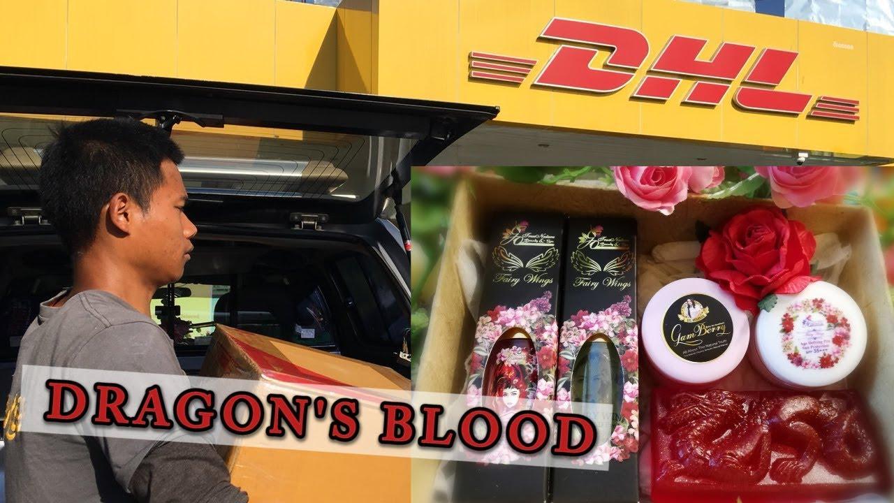 [F1066] ส่งเลือดมังกร รายงานสดจากโกดัง DHL – (T)