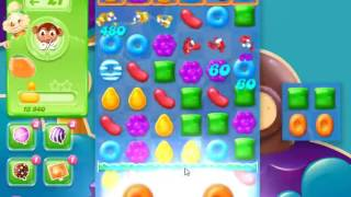 Candy Crush Jelly Saga Level 435 - NO BOOSTERS