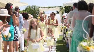 Denise Welch and Lincoln Townley's wedding HD