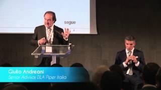 Giulio Andreani, senior advisor, DLA Piper: Is Italy appealing to multinationals?