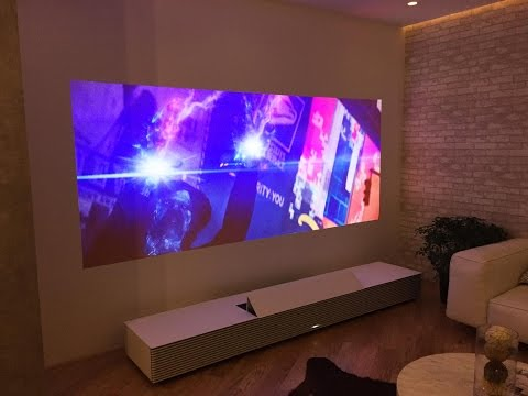 Sony 4K SXRD Ultra Short Throw Projector | ARIES PRO TORONTO