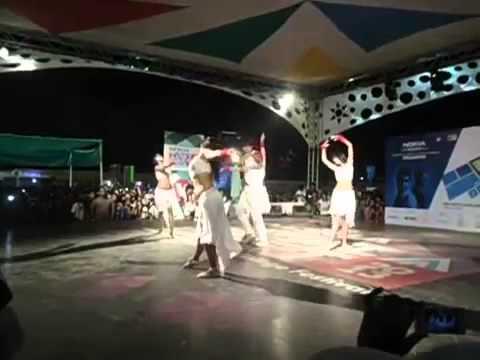 d3 india fest group performancr