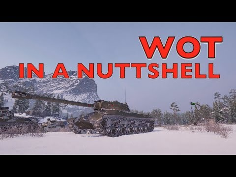WOT - This Is WOT In A Nut Shell | World of Tanks thumbnail