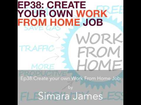 Create Your Own Work from Home Job