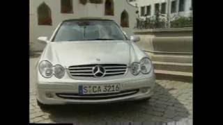 Mercedes-Benz CLK-Class CLK A209 Clk240 vs BMW 320Ci