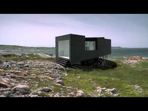 Design on the edge: the artist studios on Fogo Island, Newfoundland and Labrador