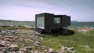 Design on the edge: the artist studios on Fogo Island, Newfoundland and Labrador
