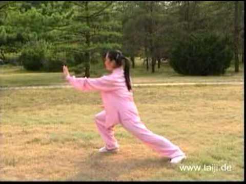 Souvent Tai Chi Chuan stile Yang: la forma 10 - YouTube CY46
