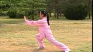 Tai Chi Chuan stile Yang: la forma 10