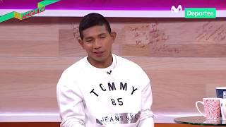 Al Ángulo: Edison Flores habló de la relación con Gareca y compañeros