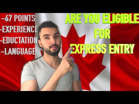 Express Entry Canada Requirements