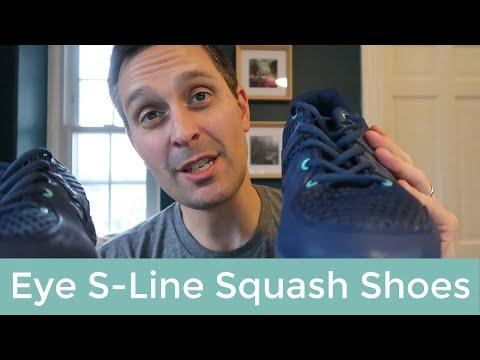 Eye Squash Shoes - Squash Source