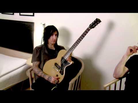 Richard Fortus of Guns N' Roses talks about inspiration