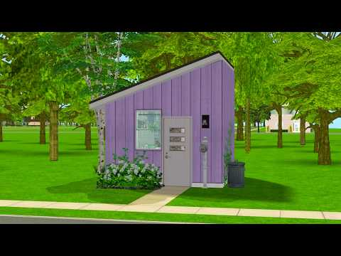 Sims 2 - 4x4 Challenge