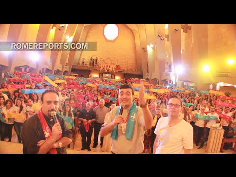 Youth in Aleppo, Syria, host their own WYD simultaneously with Poland