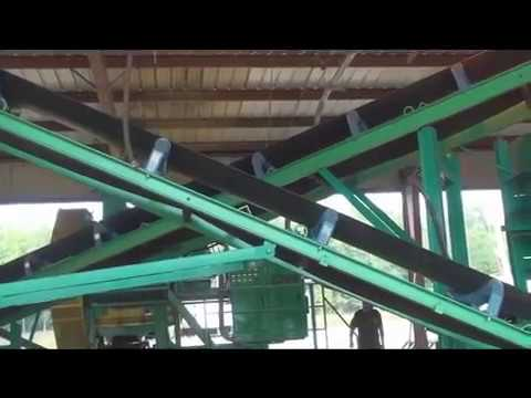 Tire Recycling Equipment Processing Systems - CM 2R Liberato