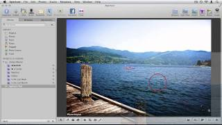 Aperture 3 [Part 1] - UI, Importing & Comparing Images