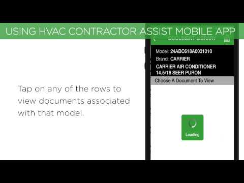 CE Contractor Assist Mobile App