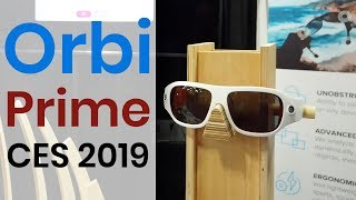 ORBI Prime: gli occhiali che registrano video a 360°