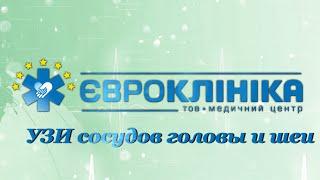 УЗИ сосудов головы и шеи(http://evroklinika.com - УЗИ сосудов головы и шеи. Медицинский центр