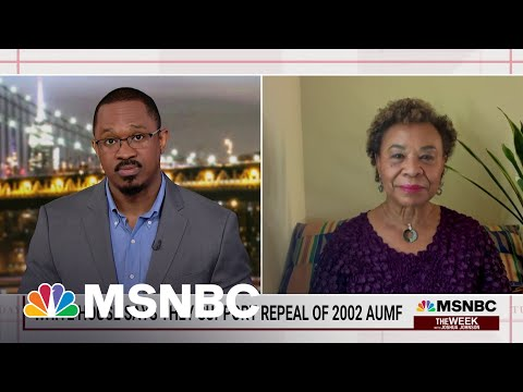 House Votes To Repeal 2002 Iraq War Authorization | MSNBC