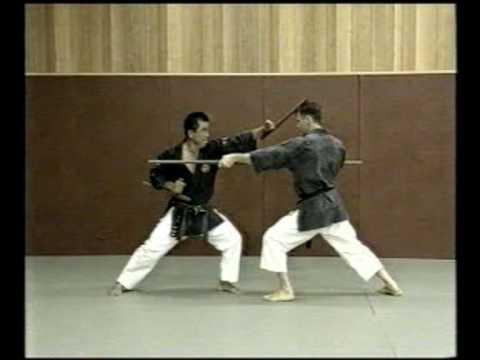 KUBIDO D'OKINAWA (5-8) SAI - TONFA- KAMA - BO