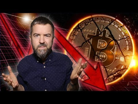 The CRYPTO CRASH Of 2018 And The FUTURE Of BITCOIN - Hint: Blockchain Tech Isn't Going Away!