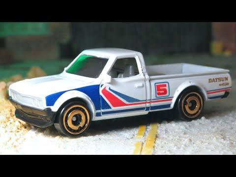 Hot Wheels Datsun 620 - HW Hot Trucks 5-Pack (2019)