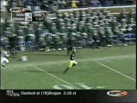 2002: Michigan-49 Michigan State-3 (PART 2)