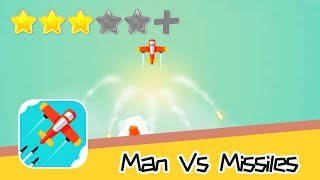Man Vs. Missiles Walkthrough Hold the New Record Recommend index three stars