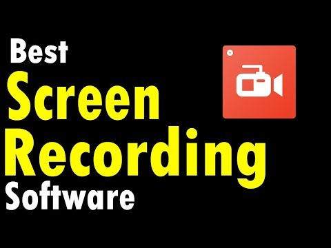 Best Screen Recording / Capturing Software Which I Use For Video Recording