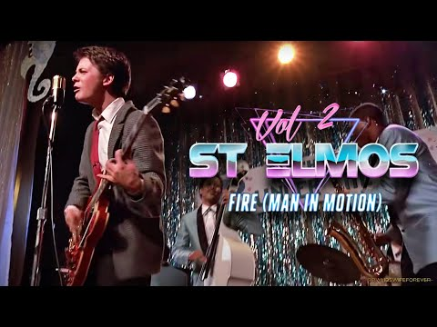 80's Movies Mashup✨St Elmo's Fire (Man In Motion)