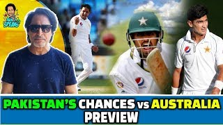 Pakistan's chances Vs Australia | Preview