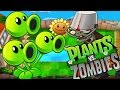 Plants VS Zombies - THE STRONGEST PLANT IN THE GAME?
