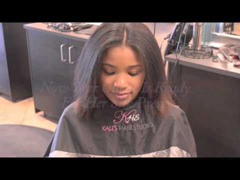 The Best Silk Press -  Kali's Hair Studio