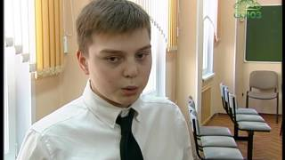 В общеобразовательных учреждениях Санкт-петербурга для школьников был организован «Урок мужества»